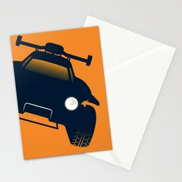 Rocket League Octane Stationery Cards