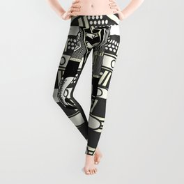 HIStory Promo Military March Jackson 2 Leggings