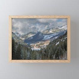 Chatel Framed Mini Art Print