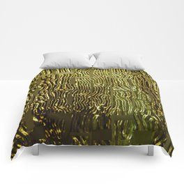 Pillow #15 GOLD Comforters