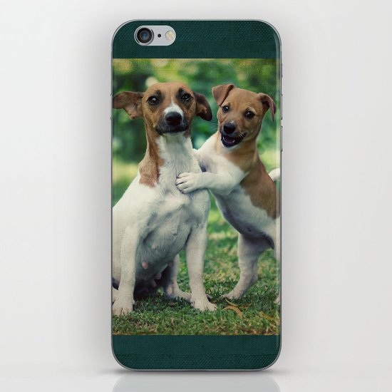 Something to Make You Smile iPhone & iPod Skin