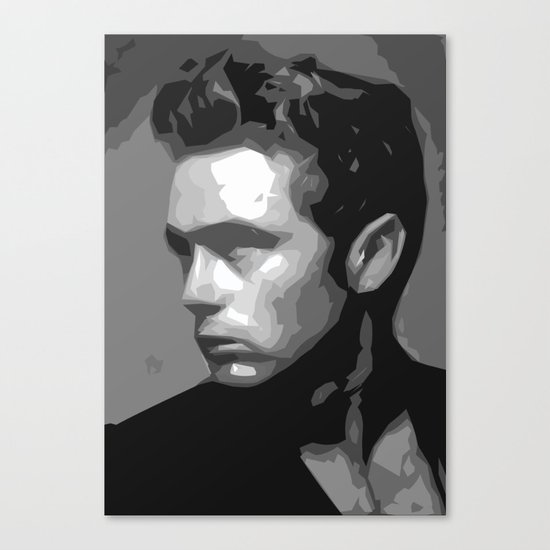James Dean Canvas Print