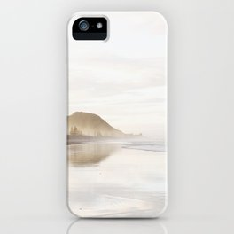 Mount Maunganui iPhone Case