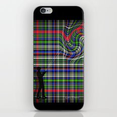 Conscientious objector iPhone & iPod Skin