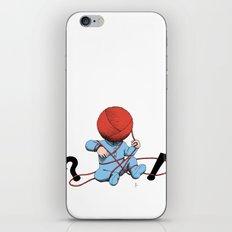 Mankind iPhone & iPod Skin