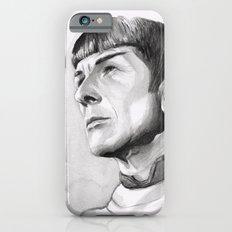 Star Trek Spock Portrait Slim Case iPhone 6s