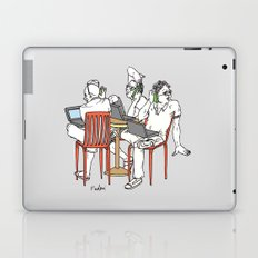 Let's meet for a coffee Laptop & iPad Skin
