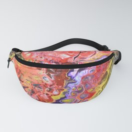 victoria_abstrAct Fanny Pack