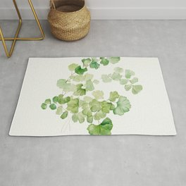 Wild Maidenhair Rug