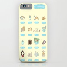 Some of the uses of eggs iPhone 6 Slim Case