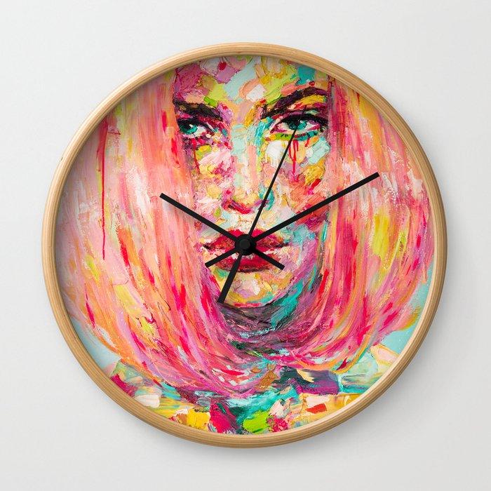 Christy Wall Clock