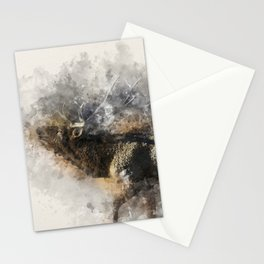 Morning Breath Stationery Cards