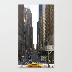 Fifth and 42nd Canvas Print