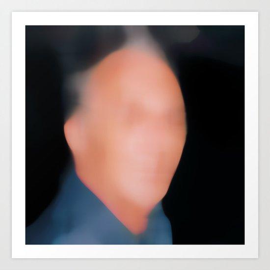 Victim (study) Art Print