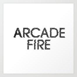 ArcadeFire Art Print