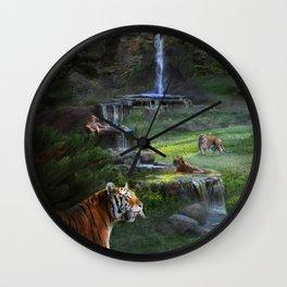 The Guardian Wall Clock
