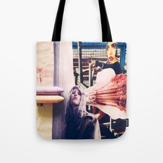 how could i forgot about janes addiction? Tote Bag