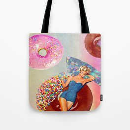 Foods Before Dudes Tote Bag