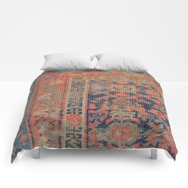 Traditional Antique Rug Comforters