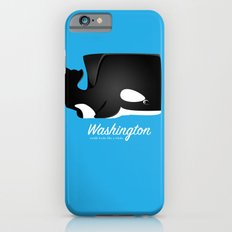 The Washington Whale Slim Case iPhone 6s