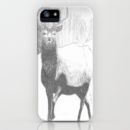 Deerby iPhone Case