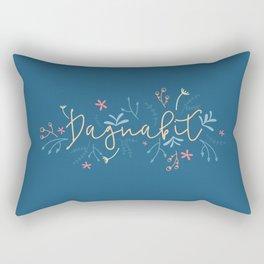 Dagnabit! Rectangular Pillow