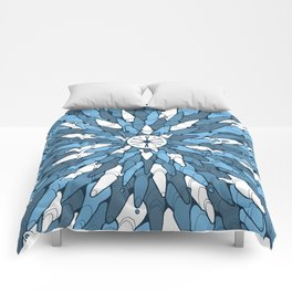 Roches #3 Comforters