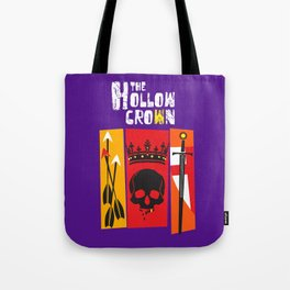 The Hollow Crown (Color Variant) Tote Bag