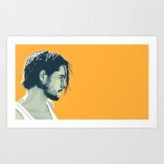 Dylan forever Art Print