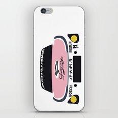 930/78-1 iPhone & iPod Skin