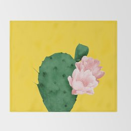 In Bloom Throw Blanket