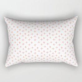 Watercolor + Rectangular Pillow