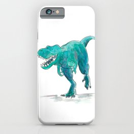 T-Rex Dinosaur iPhone Case