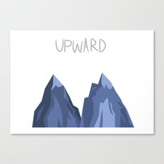 Upward Canvas Print