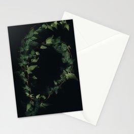 Hedera helix Stationery Cards
