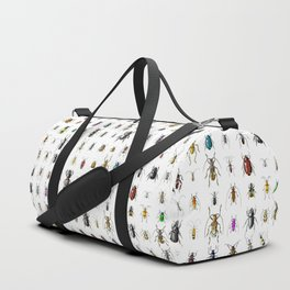 Beetlemania / Get your entomology on! Duffle Bag