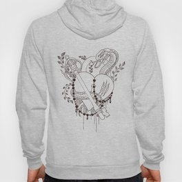 Find the key to my heart (chocolate) Hoody