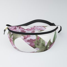& peonies Fanny Pack
