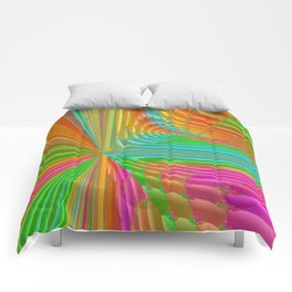 Abstract 359 a dynamic fractal Comforters