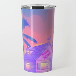 80s Kame House Travel Mug