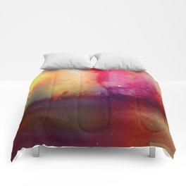 Disintegration (Falling Apart) Comforters