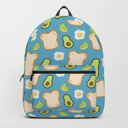 Avocado Toast Backpack