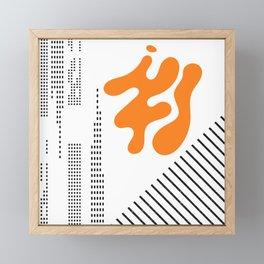 MidMod Future Framed Mini Art Print