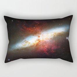 Galaxial Hydrogen Plumes Rectangular Pillow