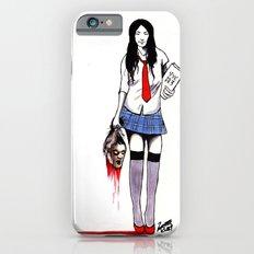 ゾンビを殺す iPhone 6s Slim Case