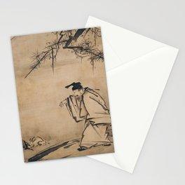 Sesshu Toyo - Huang Chuping, after Liang Kai Stationery Cards