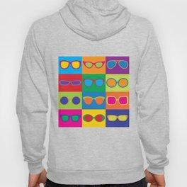 Pop Art Eyeglasses Hoody