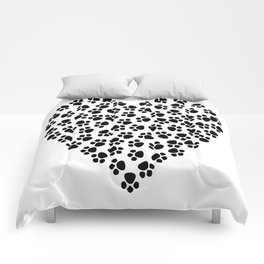 Love for Dogs Comforters