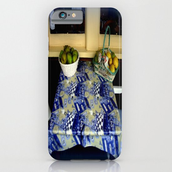 Le Cafe - Apple & Spice iPhone & iPod Case