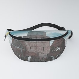 Medieval church Fanny Pack